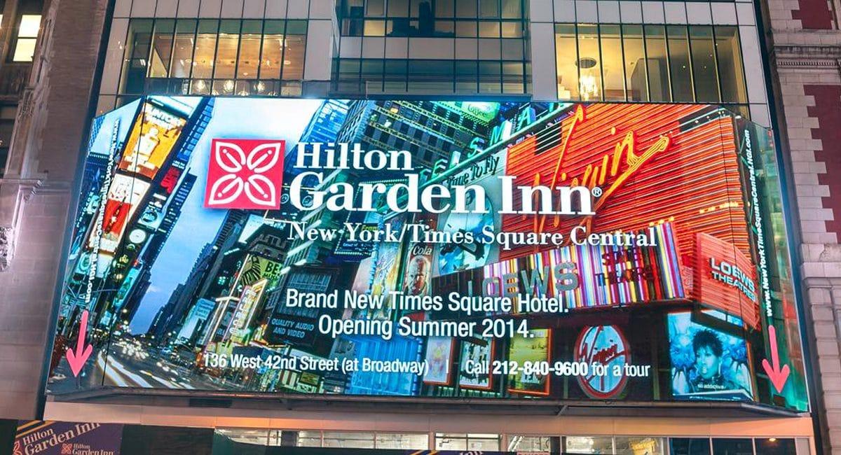 Hilton Garden Inn Tsq Central New York City New York By Rail