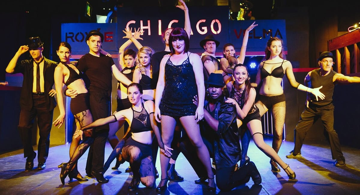 The Central New York Playhouse performing Chicago. | Photo from The Central New York Playhouse