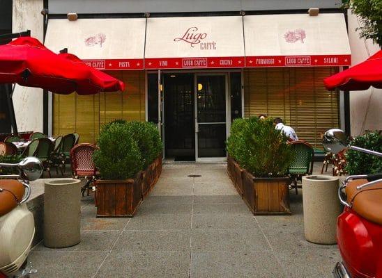 Lugo Cucina Italian Restaurant in New York City, NY.