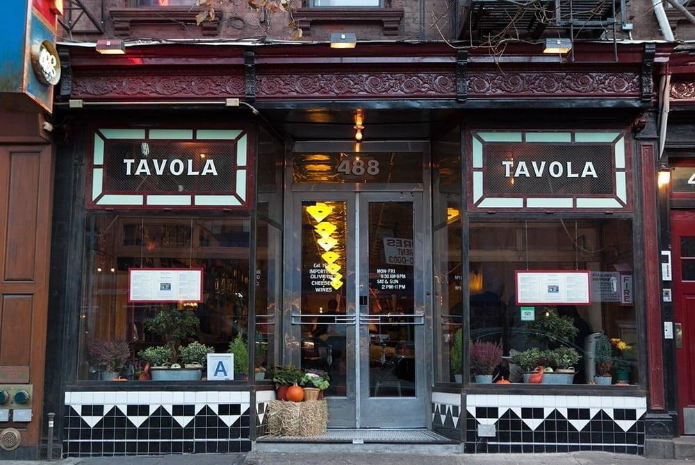 Tavola - Wood Oven Italian Trattoria