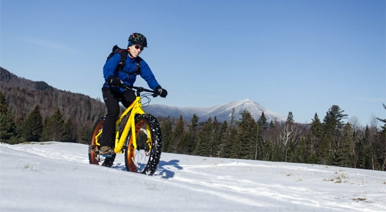 Fat Tire Biking | Lake Placid, NY | Adirondacks