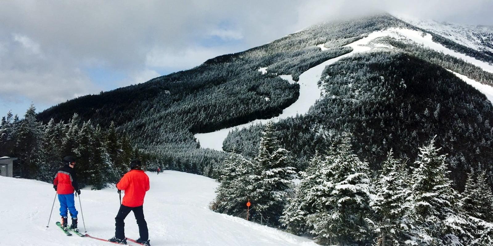 Ski New York   Lake Placid, NY   Adirondack Mountains