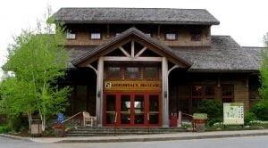 Museum on Blue Mountain Lake