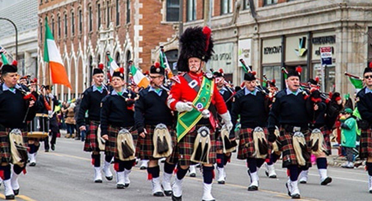 Buffalo St. Patrick's Day Parade