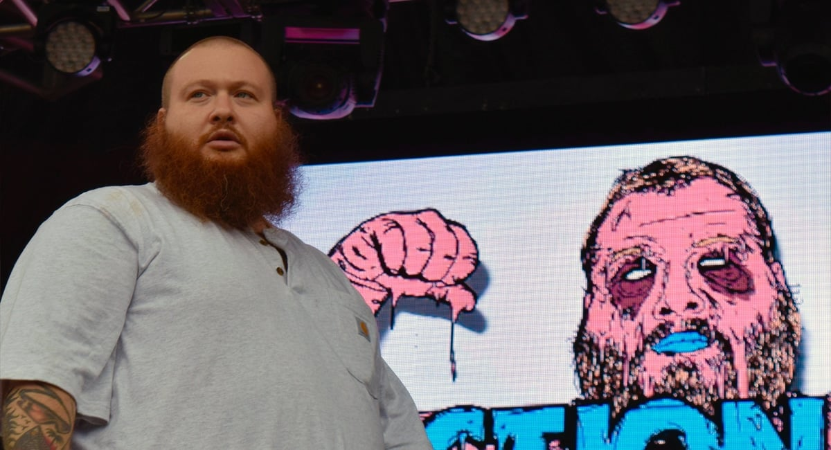 Rapper Action Bronson Takes The Stage At Governors Ball | Photo from Wikimedia Commons