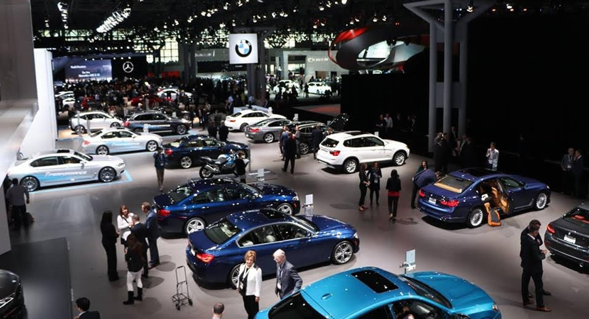 Image result for New York International Auto Show 30 Mar-08 Apr 2018