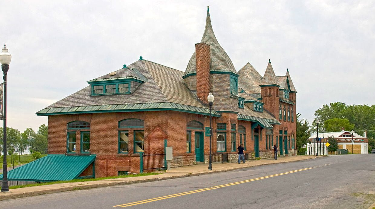 Plattsburgh Station | PLB | New York by Rail