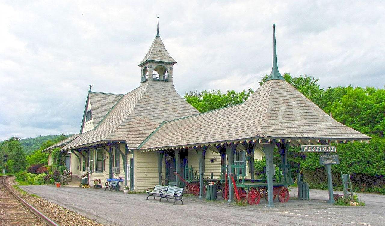 Westport Station | WSP | New York by Rail