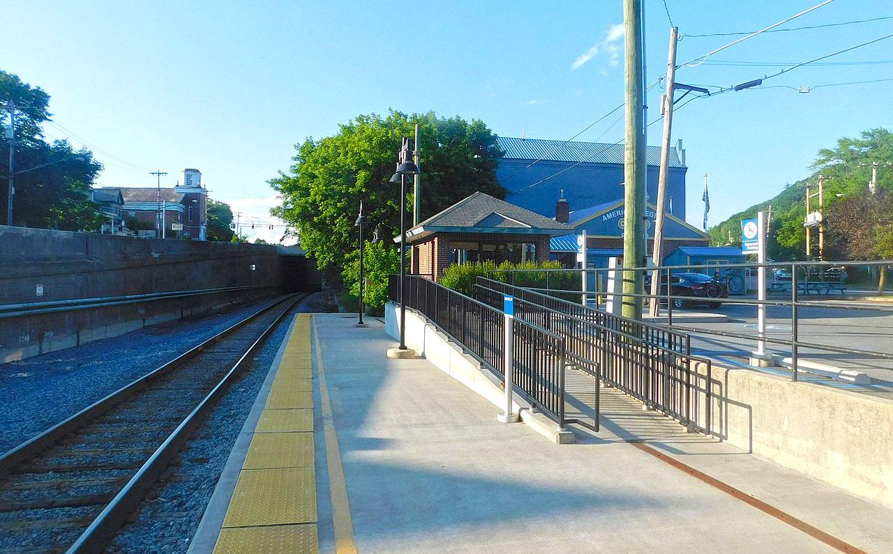 Whitehall Station | WHL | New York by Rail