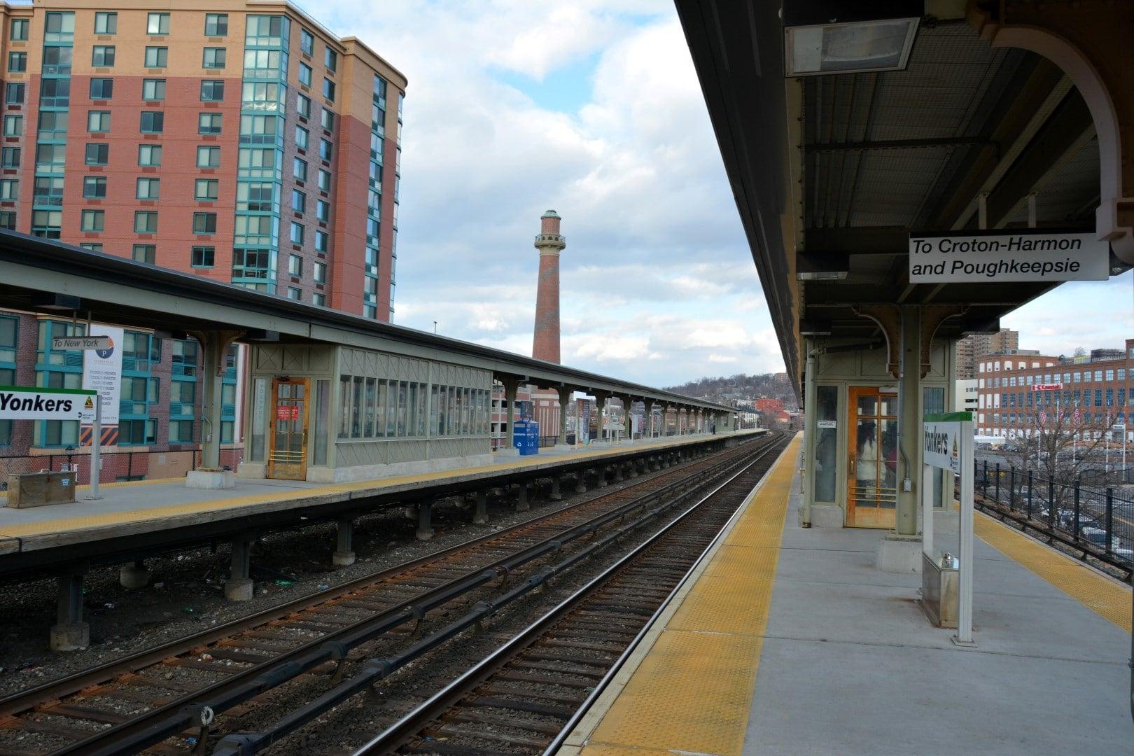 Yonkers Train Station | YNY | New York by Rail