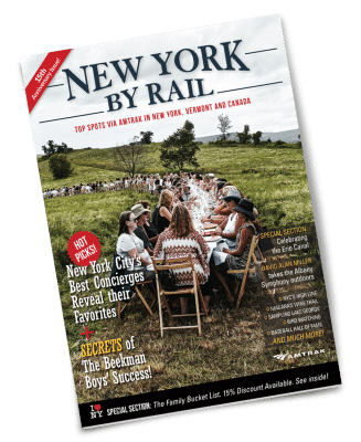 2018 New York By Rail