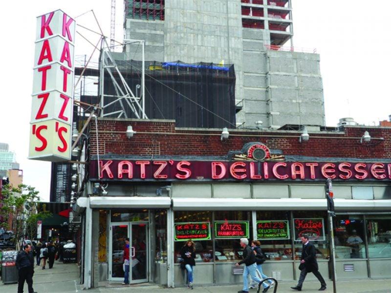Katz's Deli | Photo by Tasmin Slater