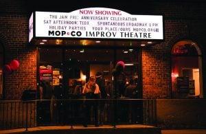 Mopco Improv Theatre