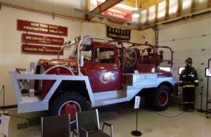 Over 60 engines on exhibit at FASNY Museum of Firefighting | Photo by Doug Kerr, Flickr