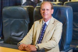 Amtrak President Anderson