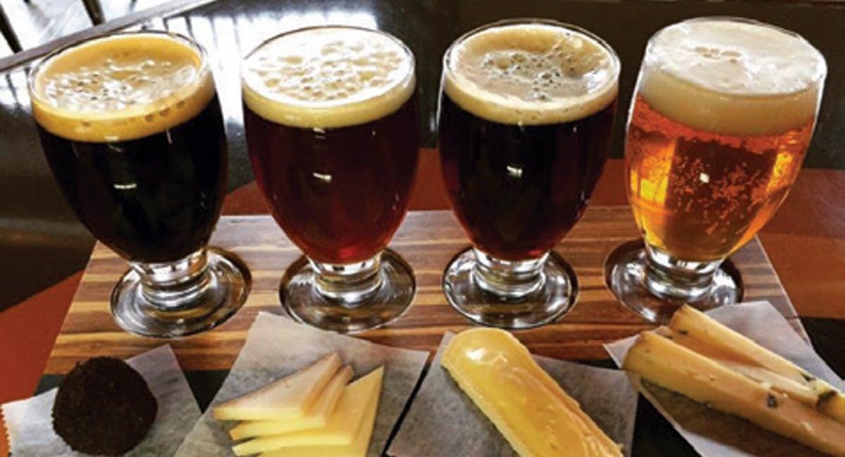 Craft Beverages in Rensselaer County