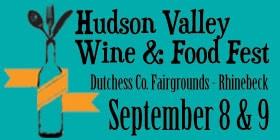 2018   Hudson Valley Wine & Food Fest
