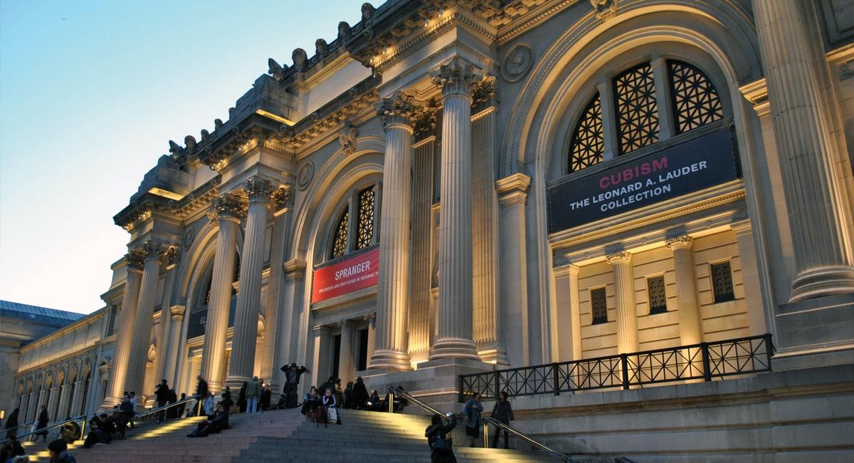 Metropolitan Museum of Art - Aniel Baez