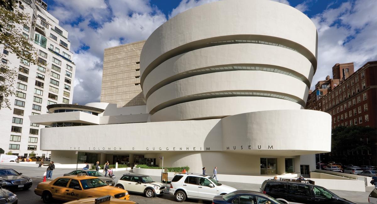Solomon R. Guggenheim Museum - David M. Heald