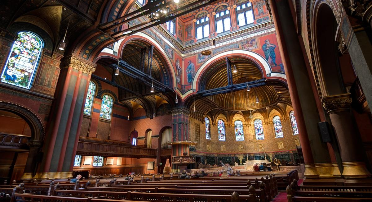 Trinity Church - Bill Damon
