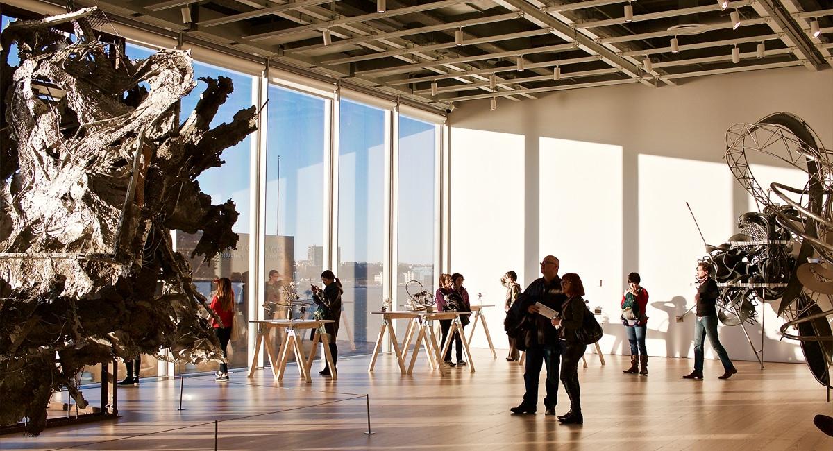 Whitney Museum of American Art - Naotake Murayama
