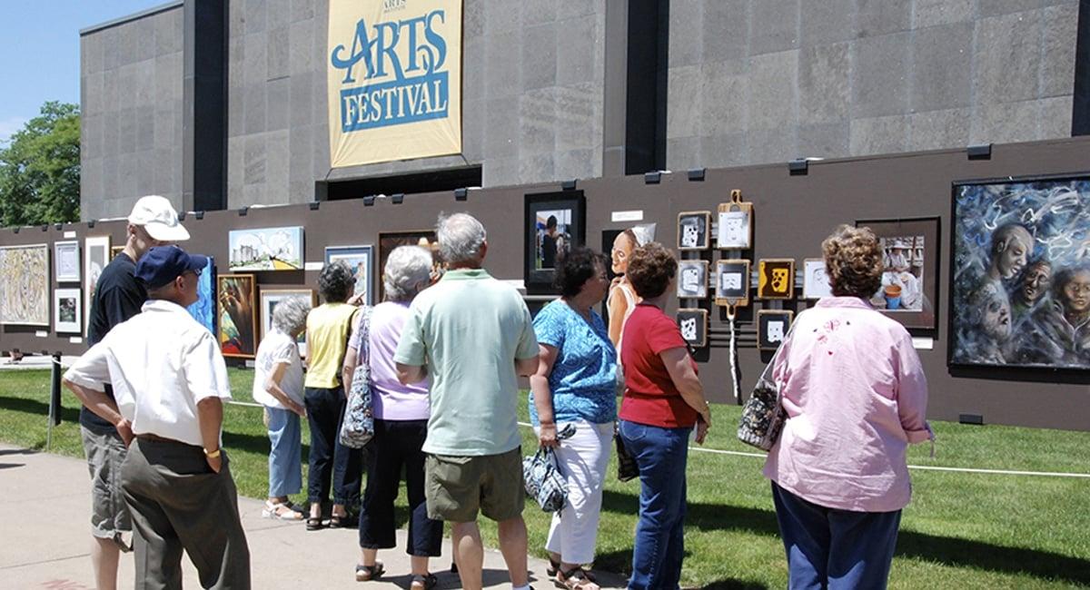 Munson-Williams-Proctor Arts Festival