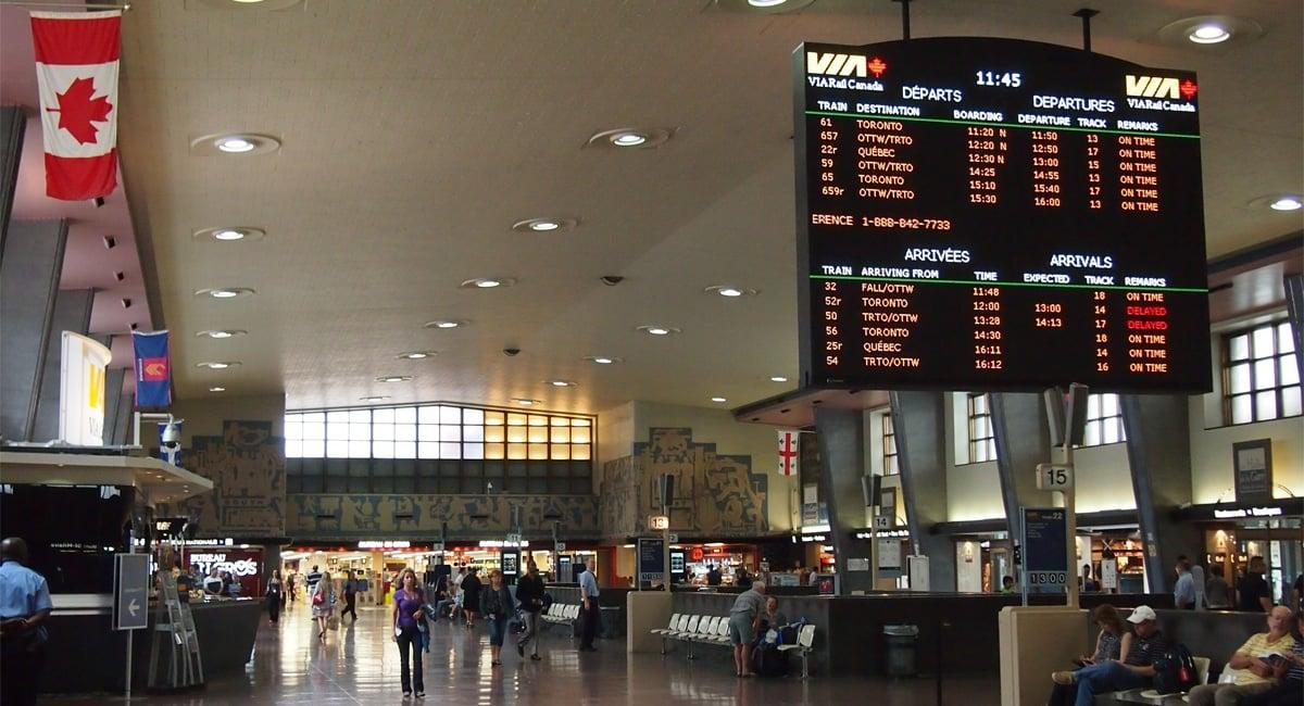 Montréal Station