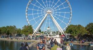 Montréal Observation Wheel