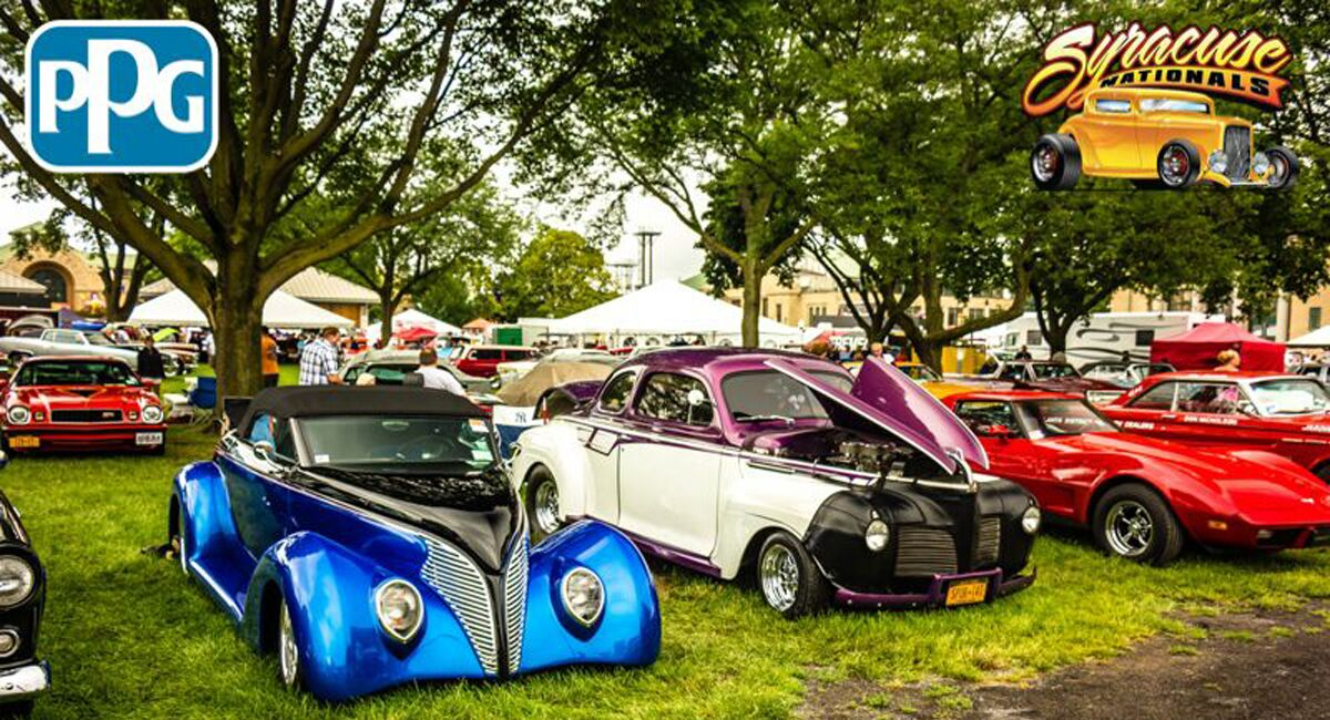 Classic Car Shows Buffalo Ny