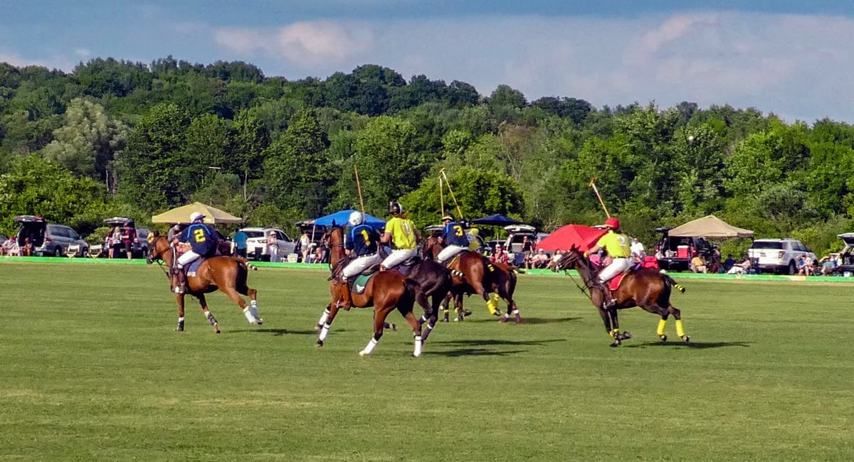 Saratoga Polo Association | Christine Hinz