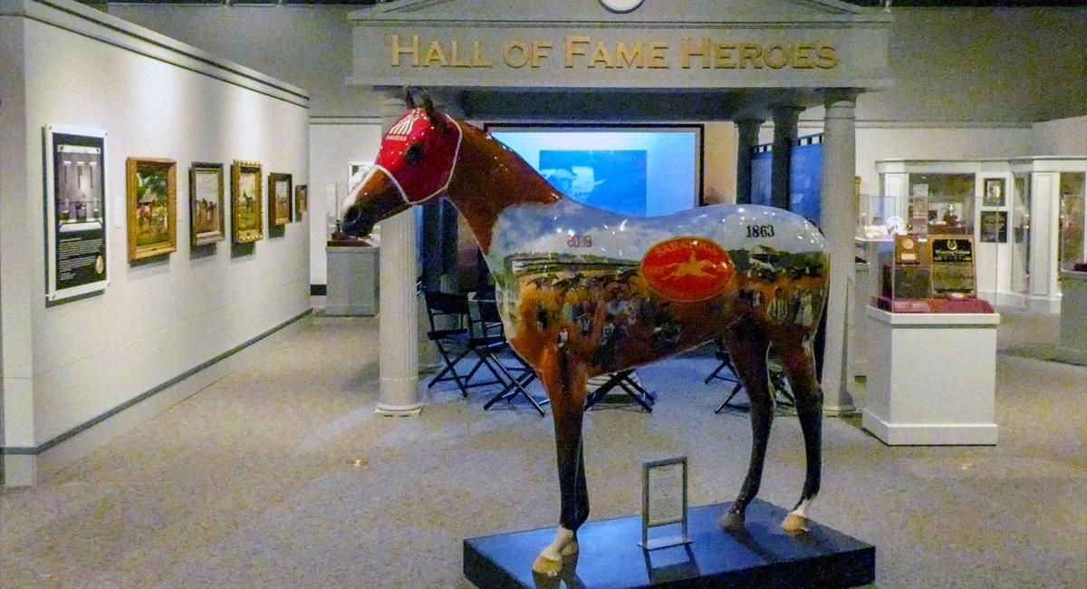 National Museum of Racing Hall of Fame | Christine Hinz