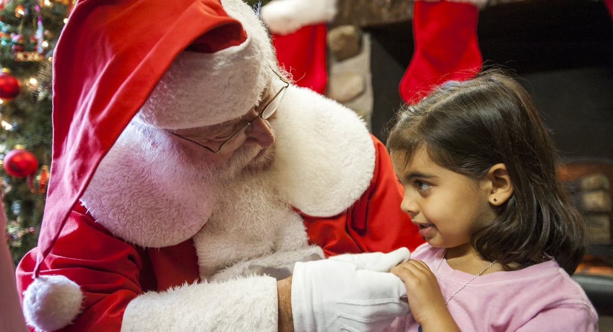 Santa's Workshop NY