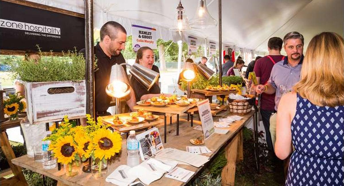 Saratoga Wine & Food Festival