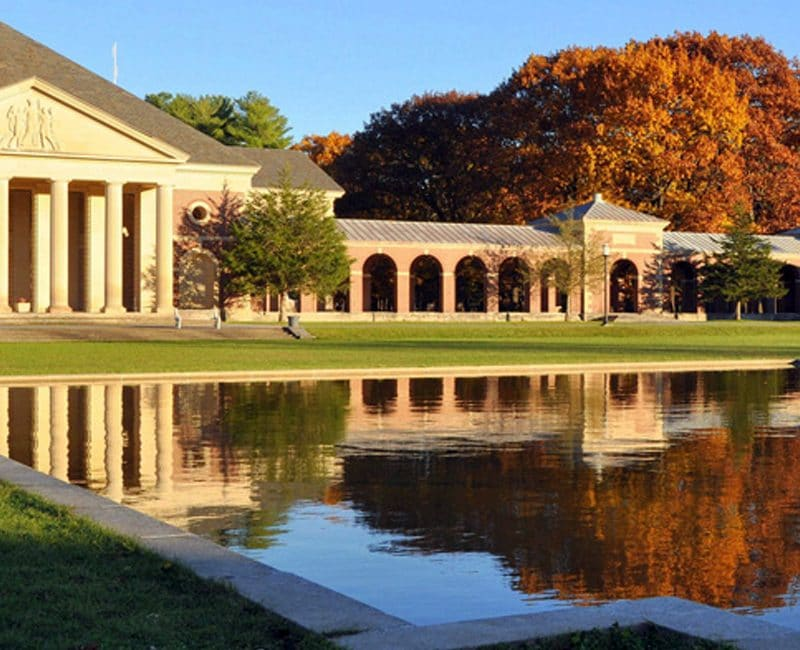 Saratoga Springs – Spa Park – Fall