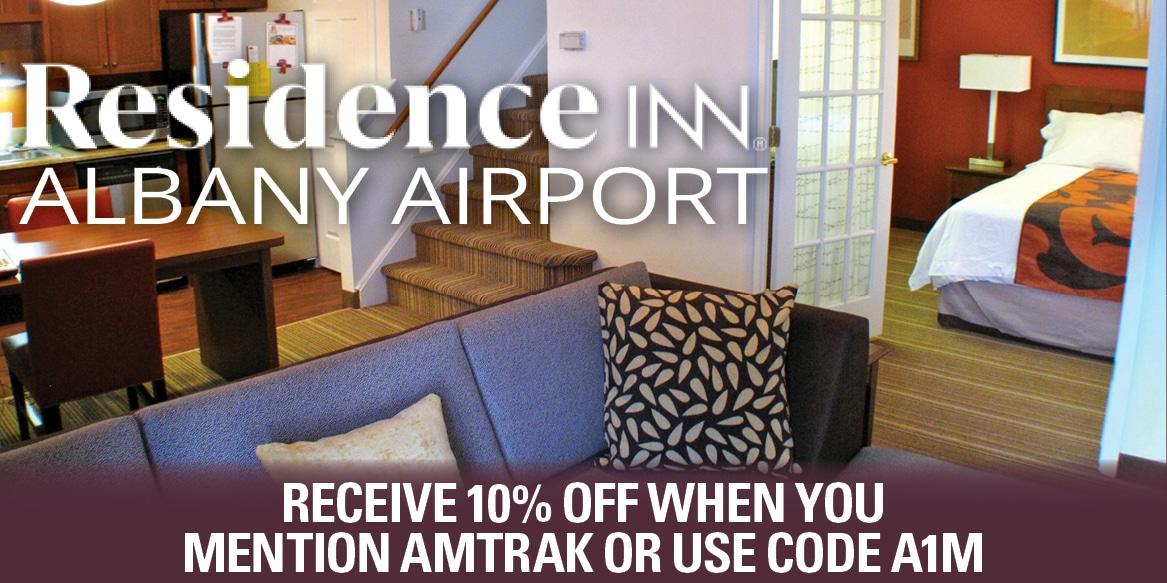 2018   Residence Inn – Albany Airport