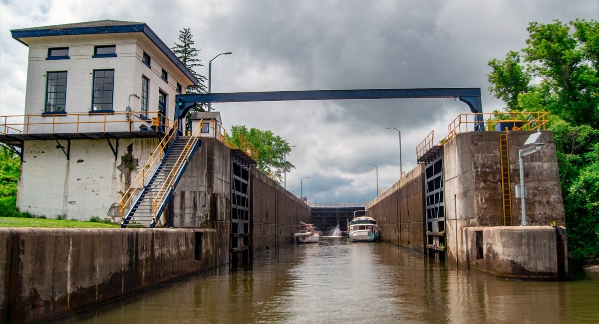Erie Canal Cruises | Photo by Andrew Frey