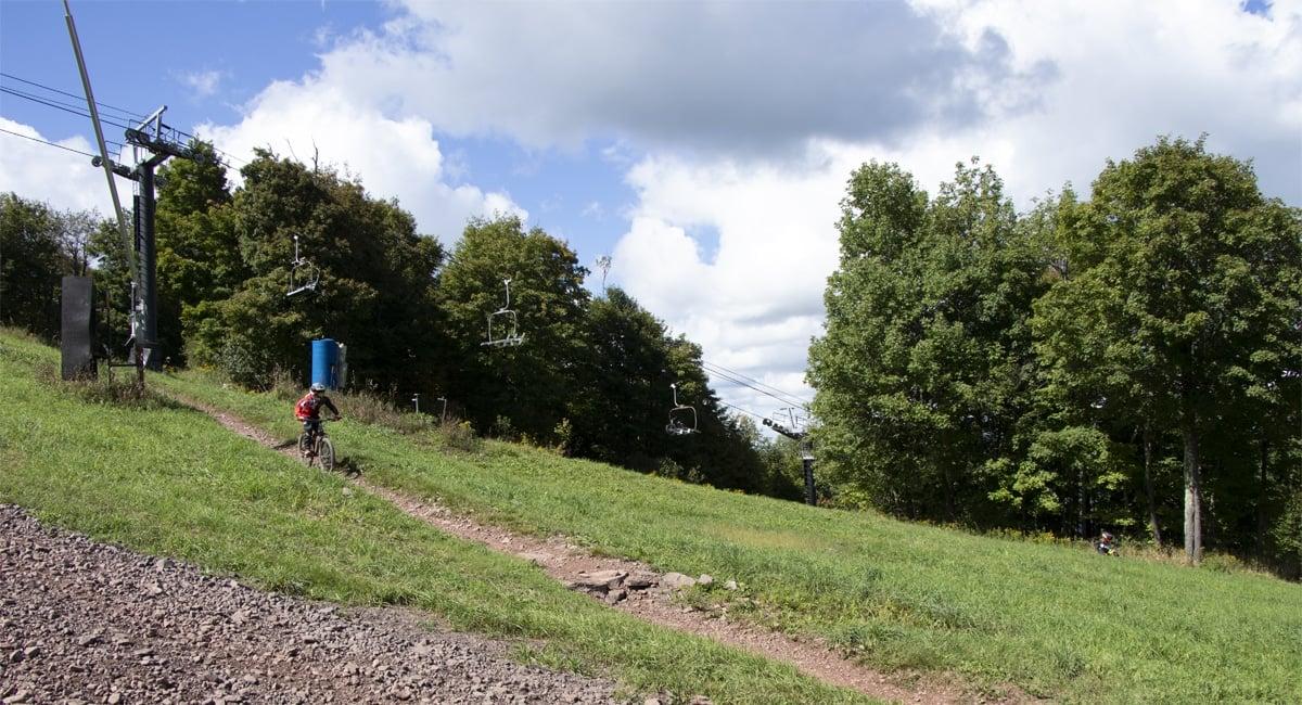 Downhill Biker at Windham | Allyson Macci