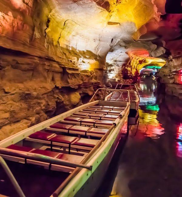Howe Caverns | Lake of Venus