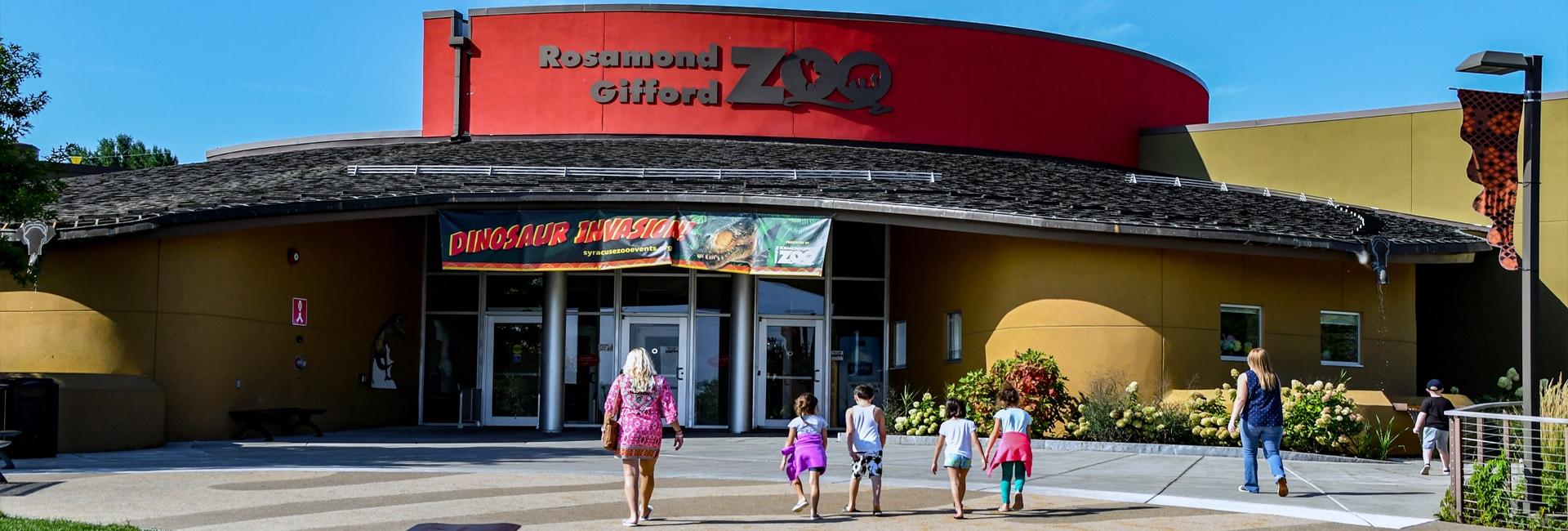 Rosamund Gifford Zoo | Lisa Ballard