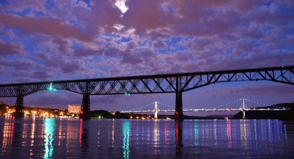 Starry Starry Night honors benefactors of the bridge. | Photo Courtesy of Walkway Over the Hudson and Anzevino Photography