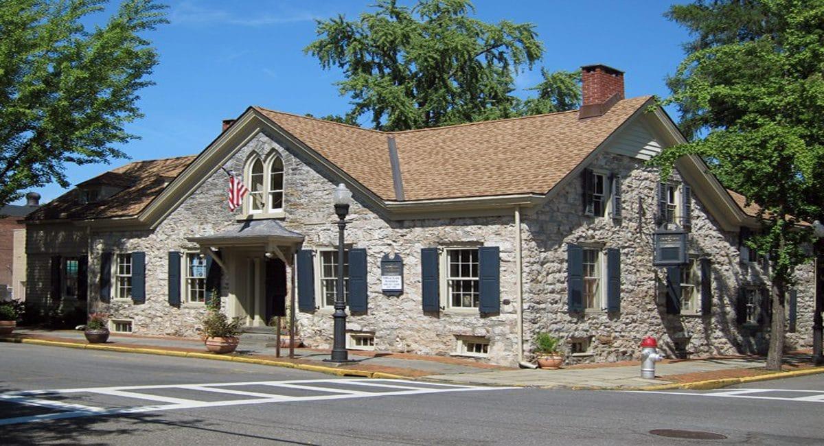 Photo Courtesy of Friends of Historic Kingston website