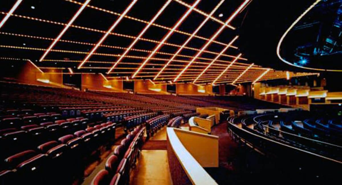 The Hulu Theater at Madison Square Garden | Courtesy of MSG