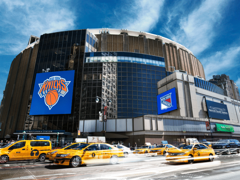 MSG | Madison Square Garden