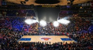 New York Knicks at Madison Square Garden