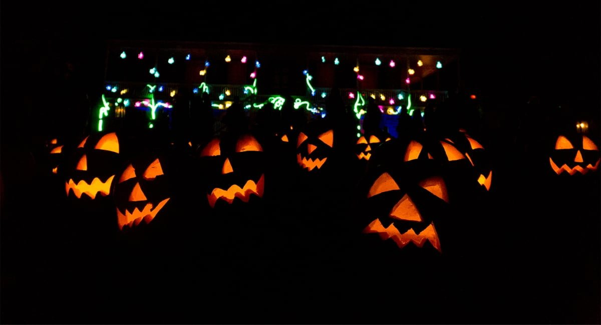 Jack O'Lanterns | Photo Courtesy of Ryan Zoller