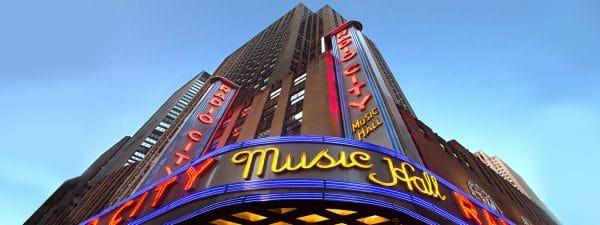 Radio City Music Hall | Radio City Stage Door Tour