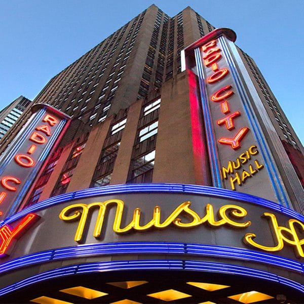 Radio City Music Hall | Radio City Stage Door Tour
