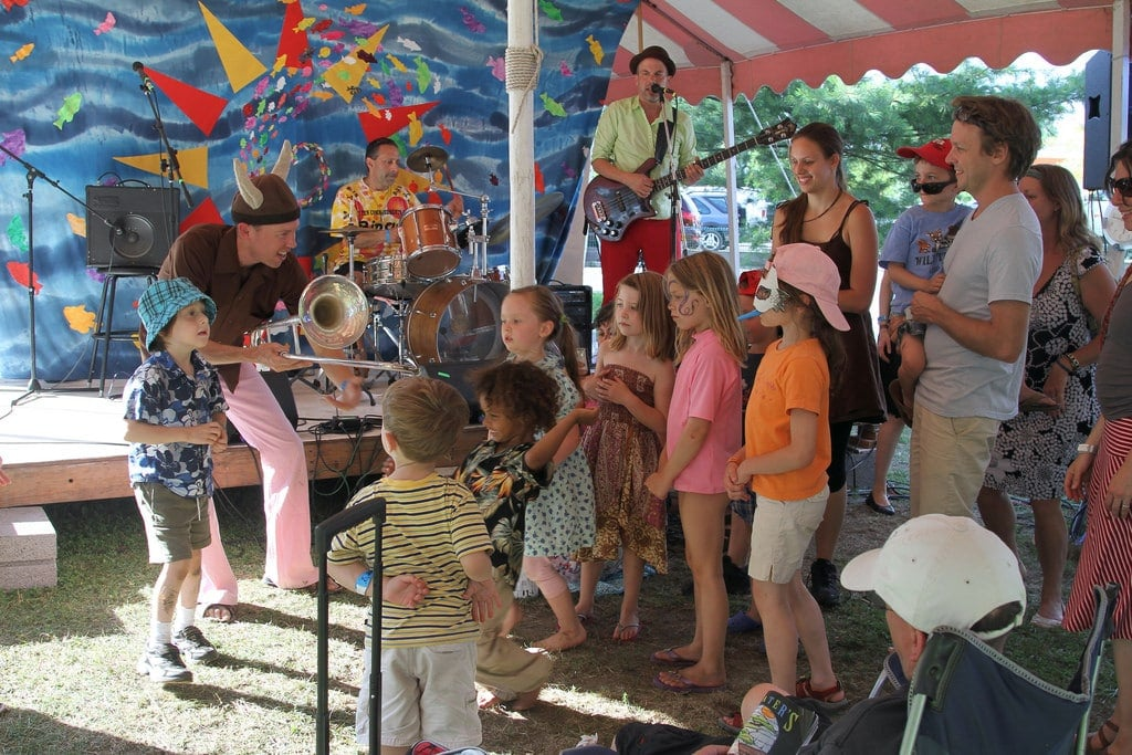 Clearwater's Great Hudson River Revival