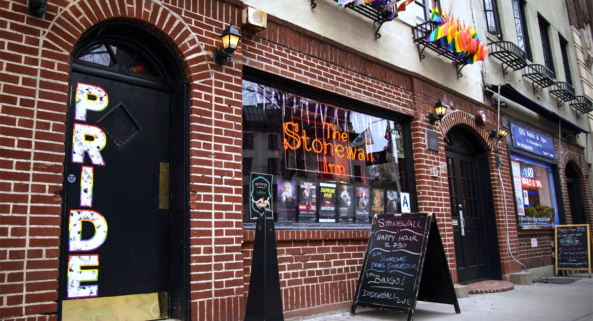 The Stonewall Inn | Bars in NYC | New York By Rail