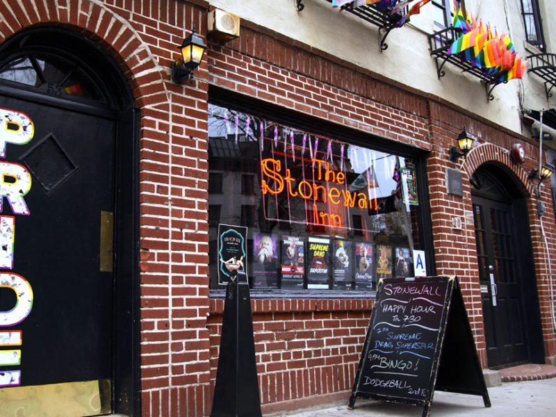 The Stonewall Inn – Gunner Strietzel